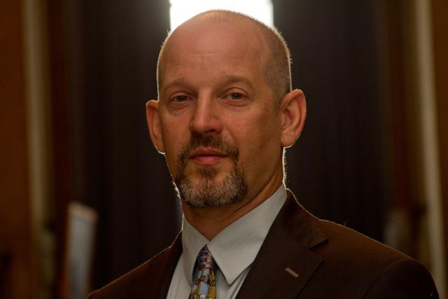 Photo of Steve Masters at Philadelphia City Council by Michael Koehler